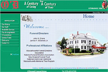 O'Donnel Funeral Home